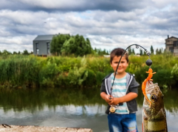 У Смілі відбудеться дитячий фестиваль рибальства