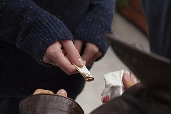 На Черкащині затримали продавчиню наркотиків