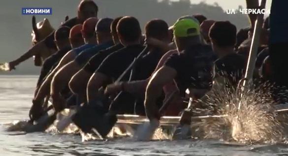 Черкаські веслувальники вибороли перші місця на всеукраїнських змаганнях (ВІДЕО)