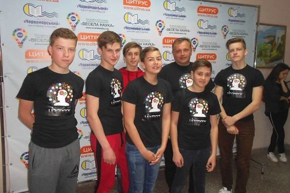 Школярі з Черкащини вибороли перші місця на конкурсі проектів з інформатики