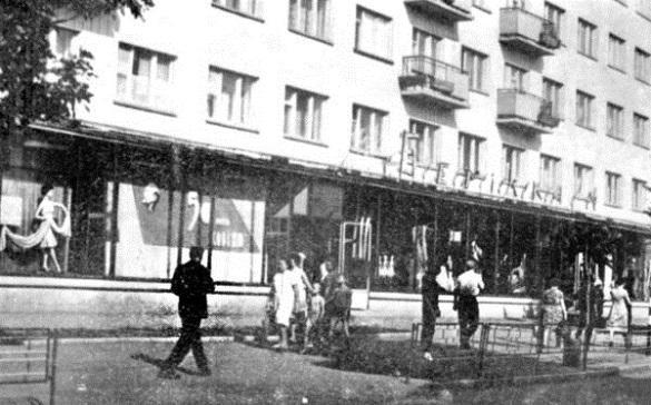 Черкасцям розповіли цікаві факти про головні магазини міста 50 років тому (ФОТО)
