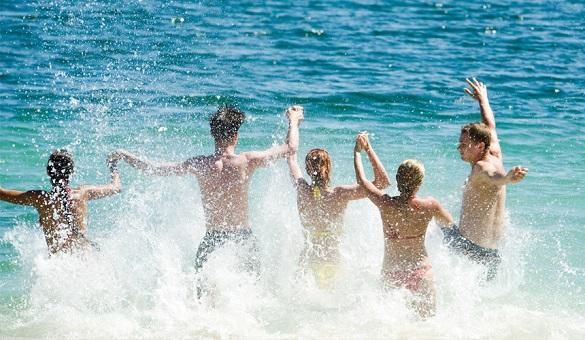 На пляжах Черкащини розпочався купальний сезон