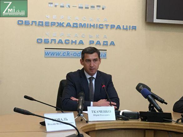 Колишній губернатор Черкаської області Ткаченко більше не радник Порошенка