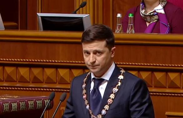 Зеленський заявив, що розпускає Верховну Раду України