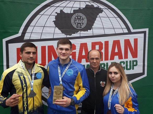 Черкаські спортсмени вибороли перші місця на Кубку світу з кікбоксингу