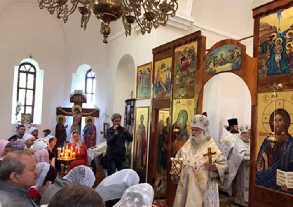 На Черкащині освятили новозбудований храм