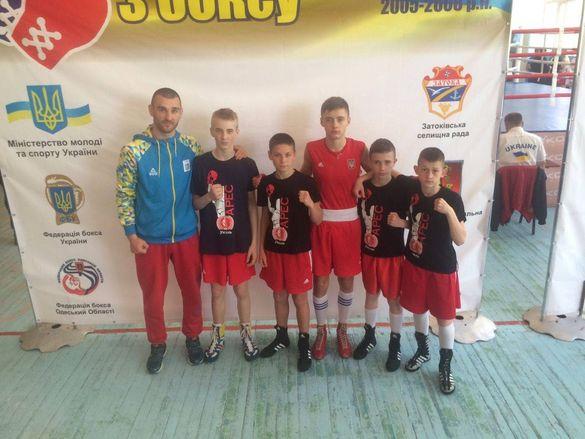 Історичний результат: черкаські боксери серед найкращих в Україні