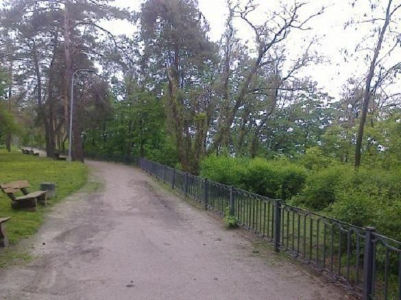 Жителі Черкас просять навести лад у парку