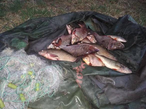 На Черкащині затримали браконьєрів (ФОТО)
