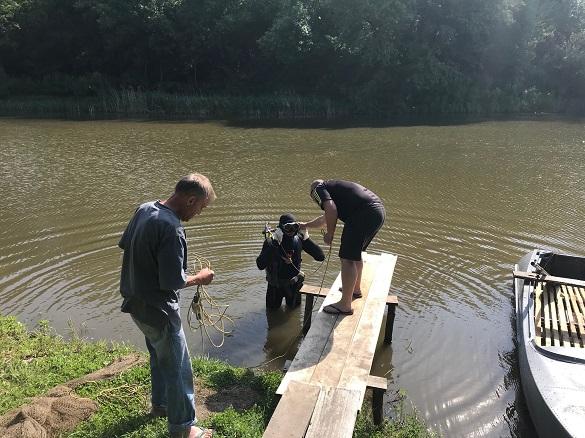 На Черкащині у ставку втопився хлопець (ФОТО)