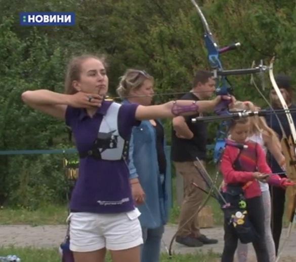 Черкаська спортсменка виборола