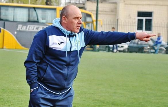 Тренера із Черкас визнали кращим у Другій лізі