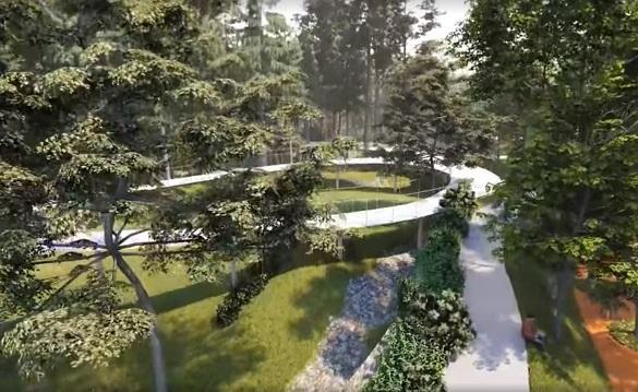 Черкащанам показали, який вигляд матиме зоопарк після реконструкції (ВІДЕО)