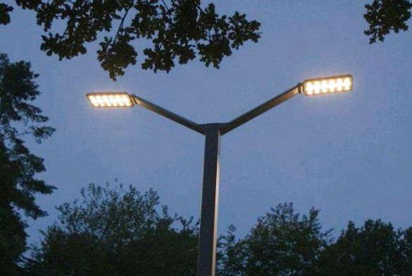В одному з черкаських парків стане світліше