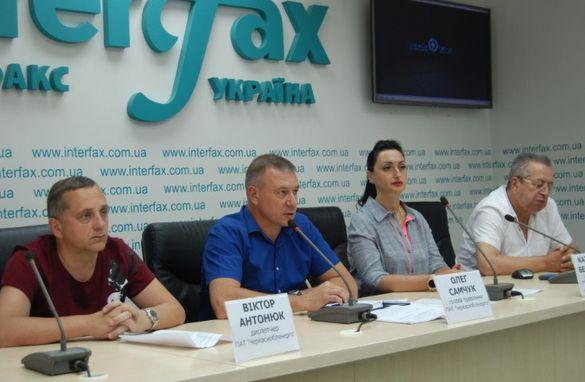 """Самчук заявив, що його хочуть прибрати із посади голови та знищити """"Черкасиобленерго"""""""