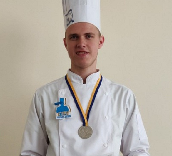 Молодий кухар із Черкас виборов