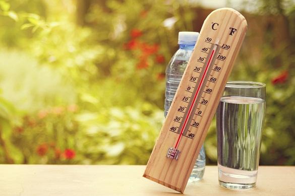 Через сильну спеку в повітрі на Черкащині накопичуються шкідливі речовини