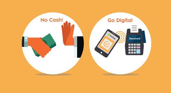 В Україні 8 із 10 операцій з платіжною карткою є безготівковими