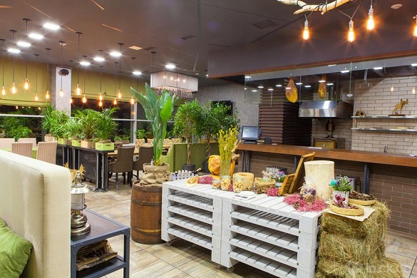 Черкаський ресторан визнали одним із кращих в Україні