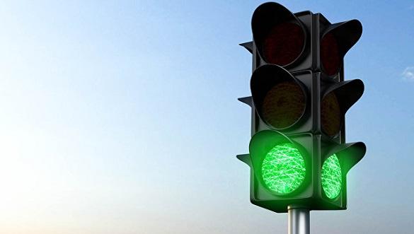 Черкасці просять підключити вже встановлені світлофори на набезпечному перехресті міста