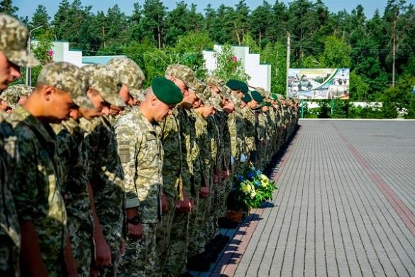 На Черкащині вшанували пам'ять героїв-прикордонників