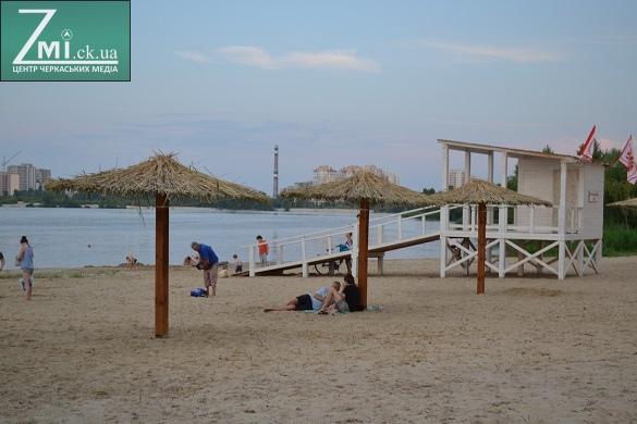 Де в Черкасах безпечно купатися