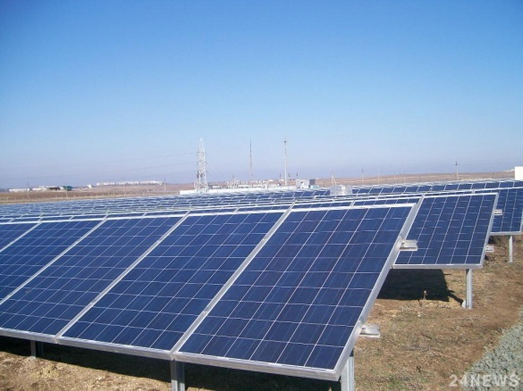 Індійці збудують у Буках сонячну електростанцію