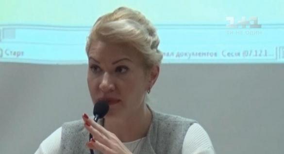 Скандальну чиновницю Наталю Баласинович виключили зі списку