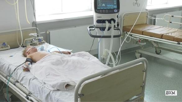 Хлопчик, який впав із черкаської дамби, вже намагається самостійно дихати