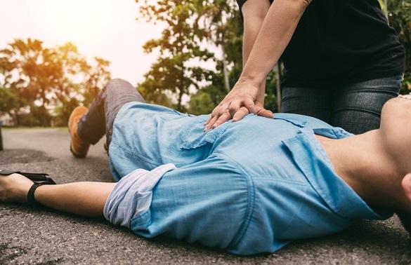 У Черкасах виявили мертвого чоловіка (ФОТО)