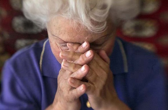 У Черкасах донька побила свою 90-річну матір (ФОТО)