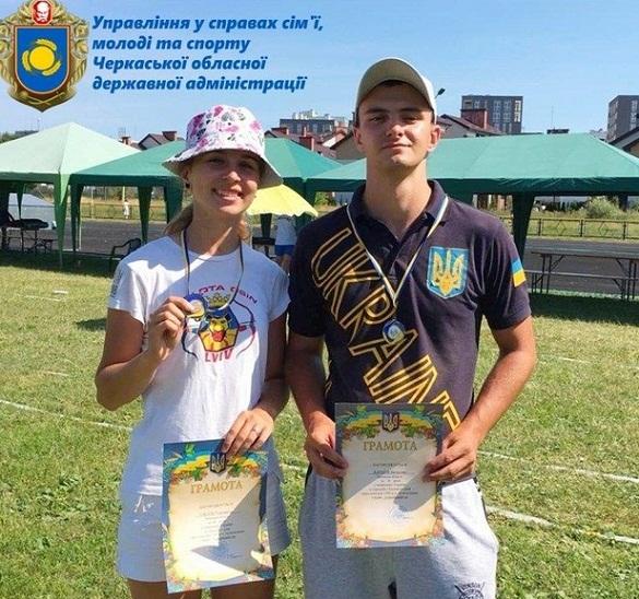 Спортсмени з Черкащини вдало виступили на чемпіонаті України зі стрільби з лука