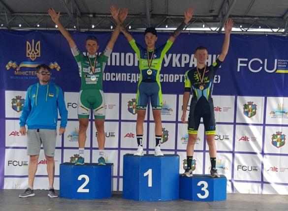 Черкащанин став срібним призером чемпіонату України