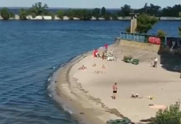 У Черкасах на Дніпрі потонув чоловік (ФОТО)