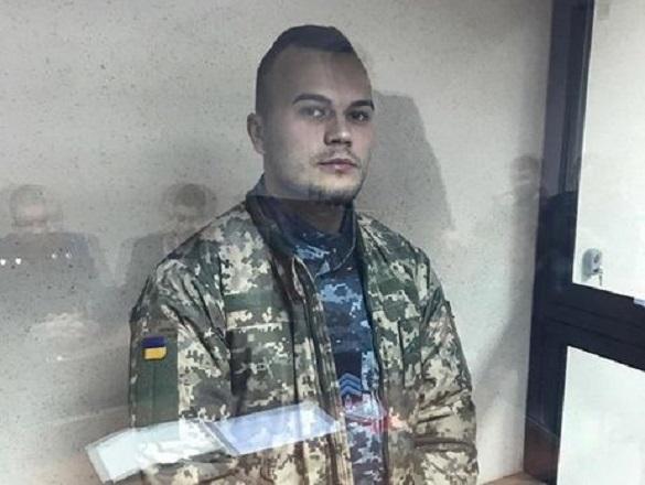 Військовополонений моряк передав листа до Черкащини