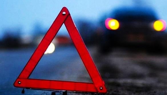 На Черкащині зіткнулися дві автівки: четверо постраждалих