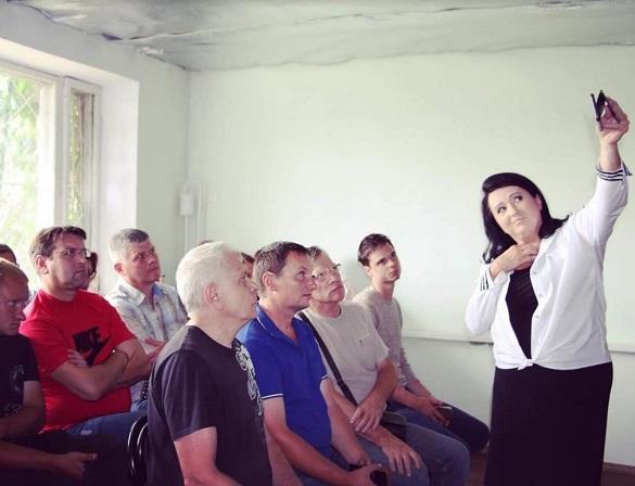 Людмила Супрун вирішує проблеми смілянського