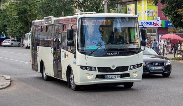 Один із черкаських перевізників придбав новенькі автобуси (ФОТО)