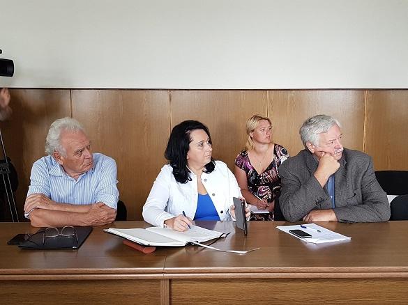 Людмила Супрун представила у Смілі програму