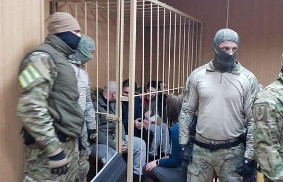 Військовополоненим морякам із Черкащини загрожує до шести років за ґратами