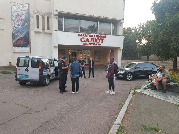 У Черкасах розтрощили штаб кандидата у народні депутати Шпак (ФОТО)
