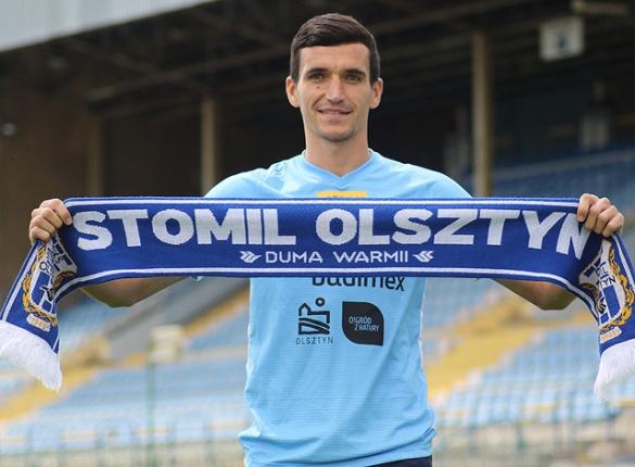 Черкаський футболіст гратиме у Польщі