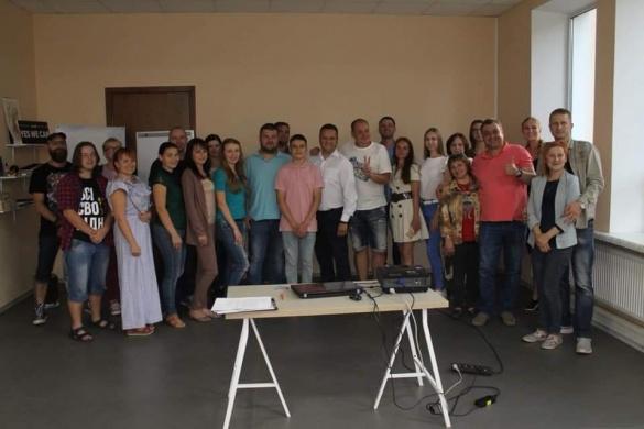 Кінофлешбек: презентація черкаської стрічки 2013