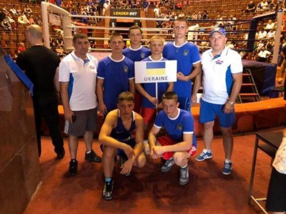 Боксер із Черкащини тріумфував на міжнародному турнірі в Грузії