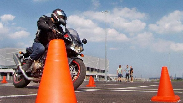 Черкащани долали американську трасу на щорічному мотородео (ВІДЕО)