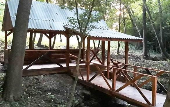 На Черкащині відновили стародавнє джерело (ФОТО)