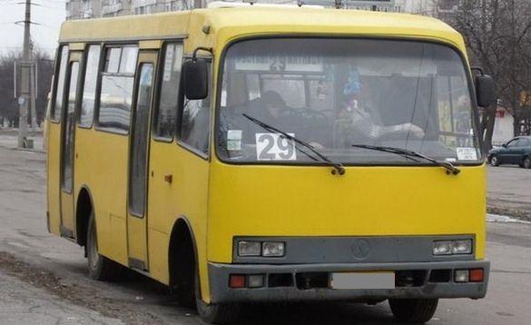 Деякі черкаські маршрутки тиждень їздитимуть за зміненим маршрутом