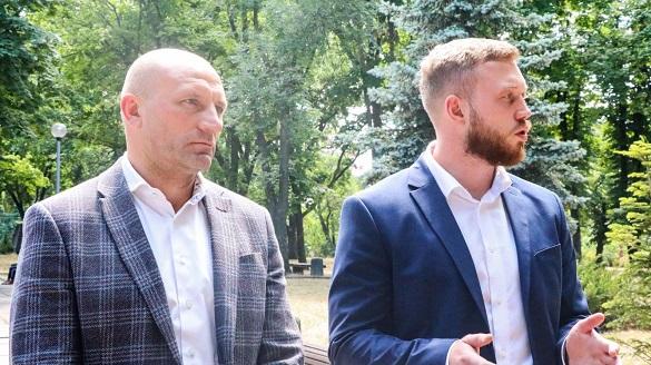 Мер Черкас Бондаренко публічно заявив про підтримку Кухарчука та готовність агітувати за нього