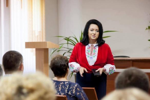 Людмила Супрун: