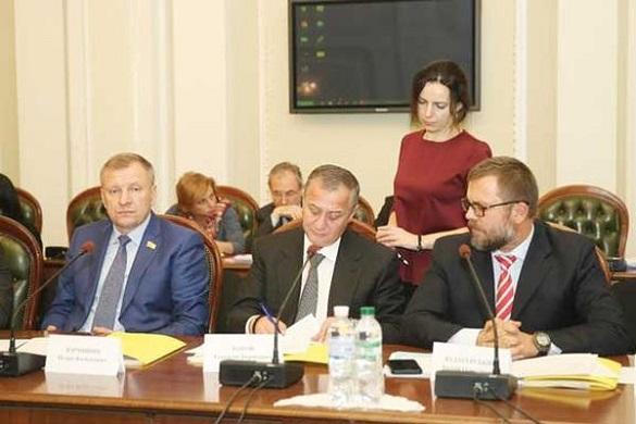 Звіт про законотворчу роботу народного депутата Геннадія Бобова